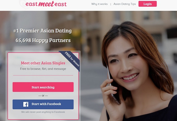 East asian dating website